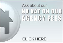 No VAT on our agency fees